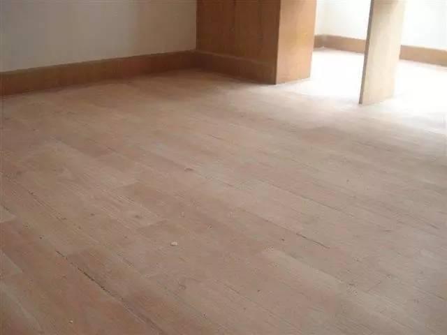 木地板翻新没有特定时间