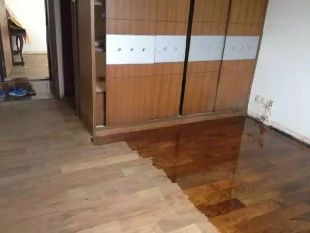 木地板的两种翻新方法