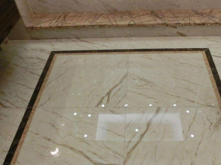 瓷砖保养误区之用强酸清洗