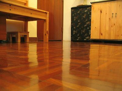 木地板清洁