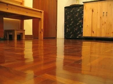 木地板翻新攻略
