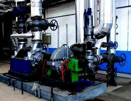 小型汽轮机在热电企业节能大有作为