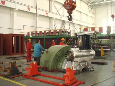 汽轮发电机组改造服务