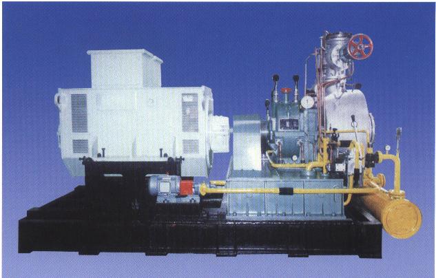 焦化煤气发电