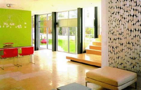 西安建筑玻璃贴膜助力建筑物节能