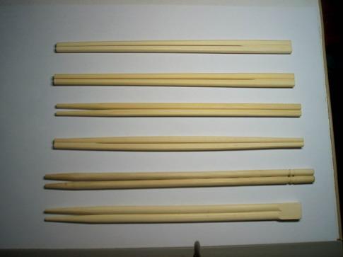 一次性筷子三