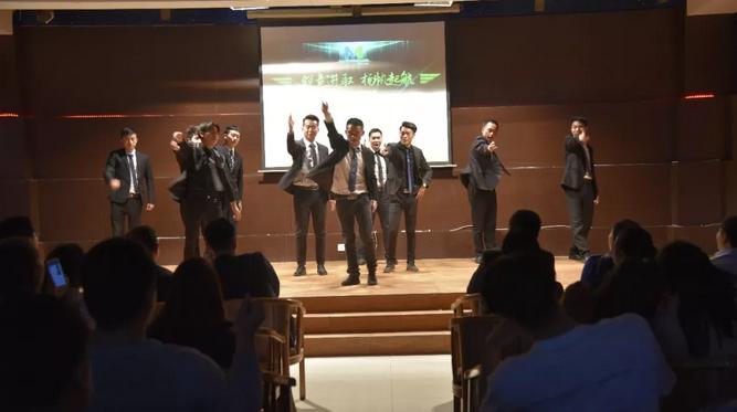 螞蟻雄兵舞蹈表演——《最炫民族風》