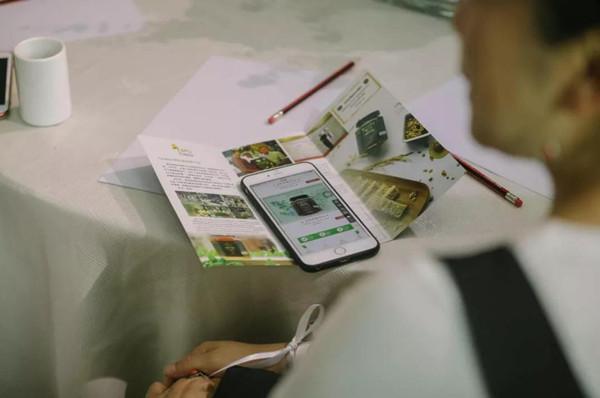 芙拉蜜携手蚂蚁雄兵微信分销系统品牌发布会