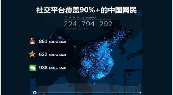 昆明腾讯社交广告投放