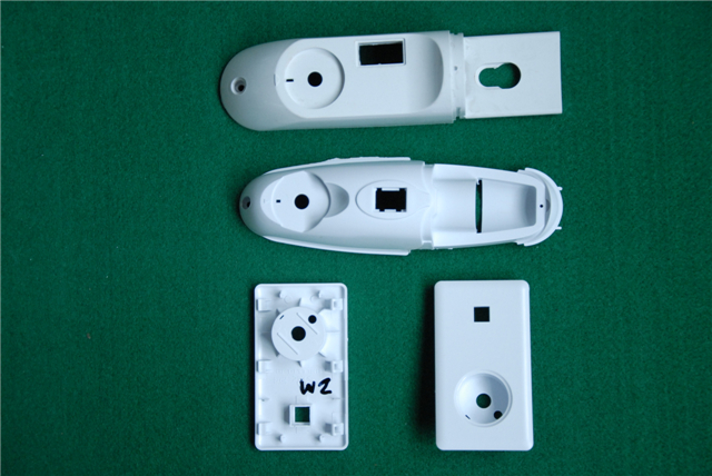 冰箱溫控盒塑料件系列