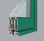 HF-GR88穿條隔熱推拉窗