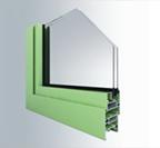 HF-ZJ50注膠隔熱平開窗