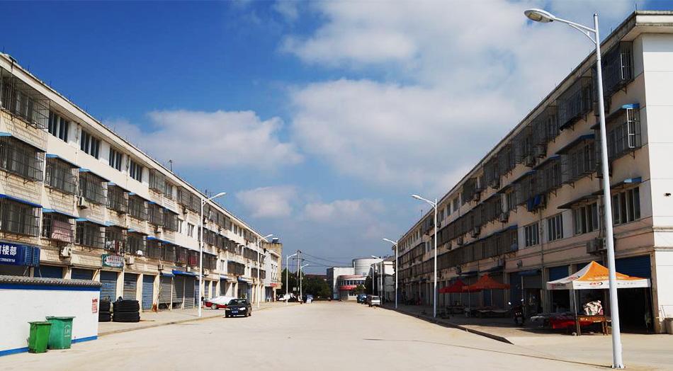杨柳镇环境卫生物业服务