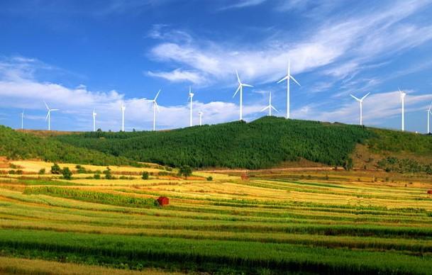 风电行业 中国 风电 风力发电 风能 风机 风电装机