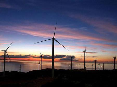 风电 装机容量
