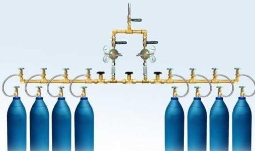 汇流排供氧