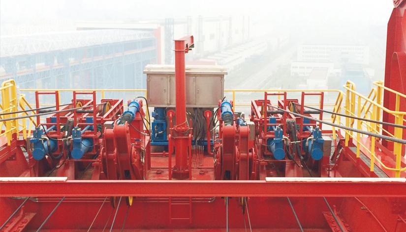浅谈岸桥液压系统之多功能液压系统
