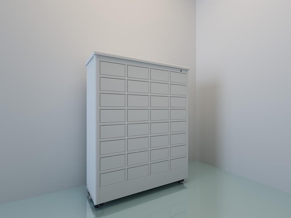 智能针剂及零拆药品发放柜