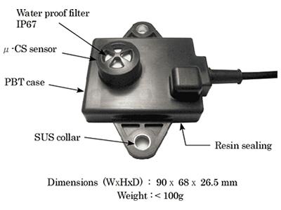 COSMOS氢气检测仪