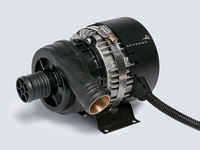 SPHEROS Spump电子水泵