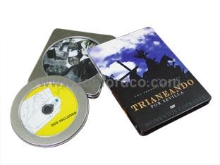 Tin Box Packed Disc