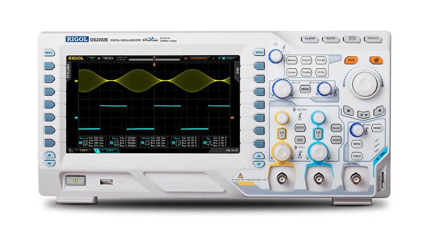 RIGOL/普源精电/DS2202E/DS2102E/数字示波器