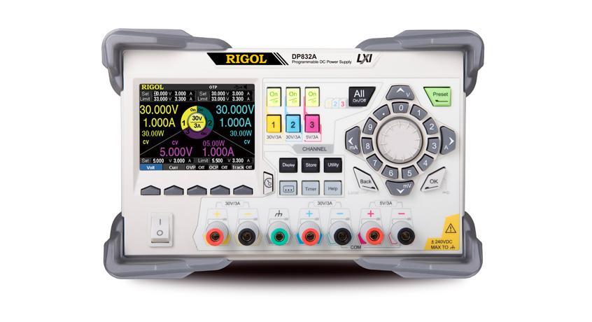 RIGOL/普源精电/DP821A/DP832A/DP831A/DP811A/可编程直流电源