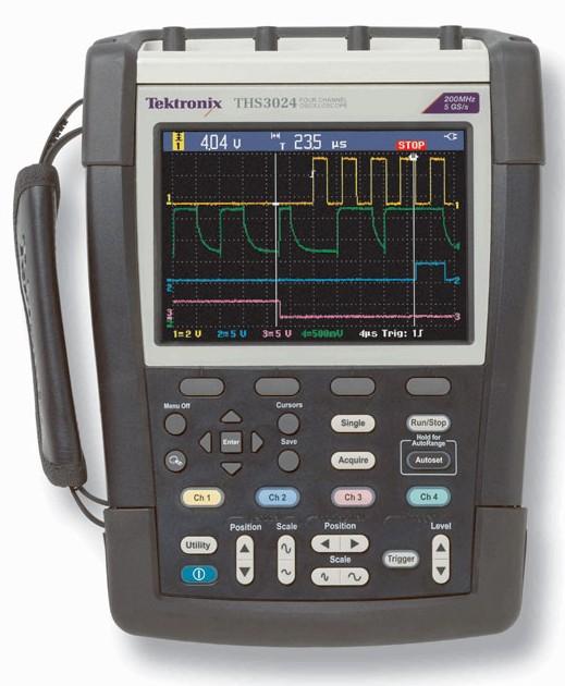 THS3000系列手持式示波器