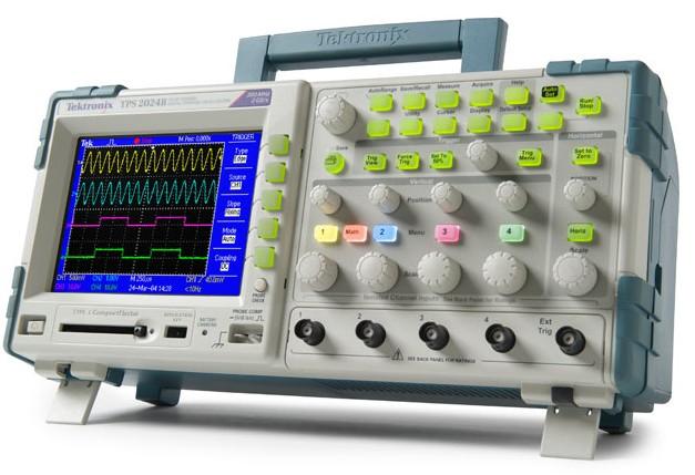 TPS2000B数字存储示波器系列