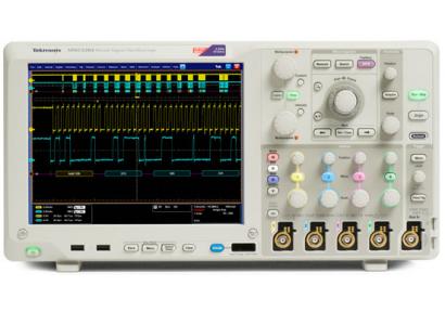 MSO/DPO5000B 混合信号示波器