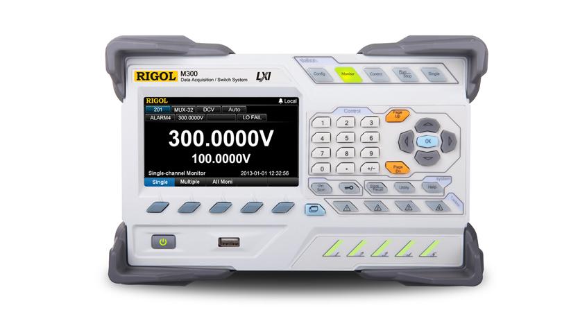 RIGOL/普源精电/M300/M301/M302/数据采集/开关系统