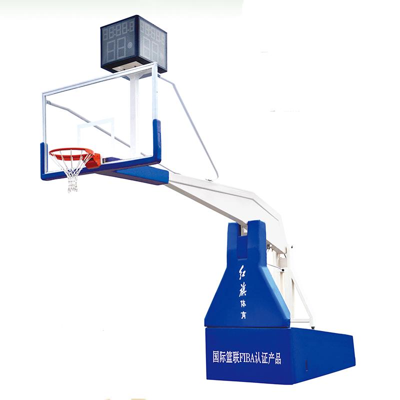 HQ-F10000电动液压篮球架