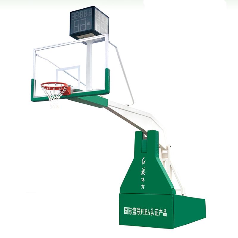 HQ-F10002电动液压篮球架