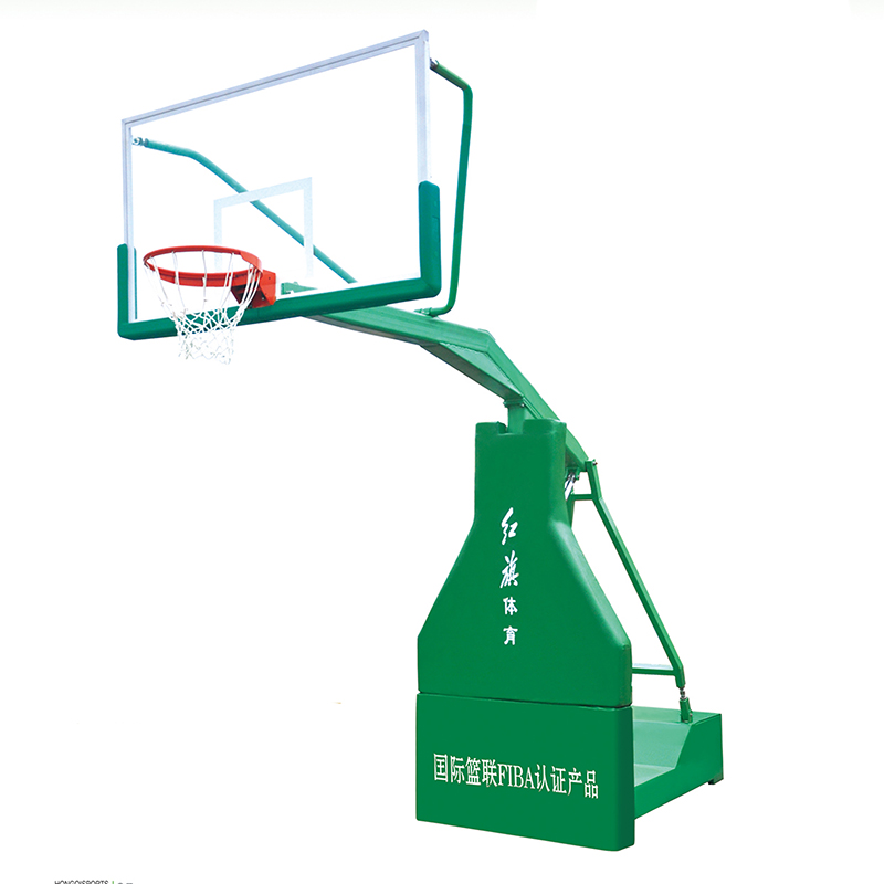 HQ-F1011 凹箱篮球架