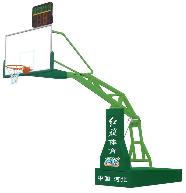 HQ-1001B       电动液压篮球架