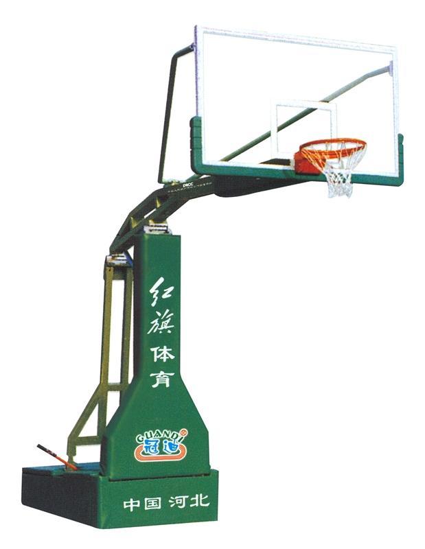HQ-1004  手动液压篮球架