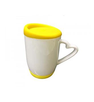 11ozHeartHandleMugwSiliconLid-Base-Yellow