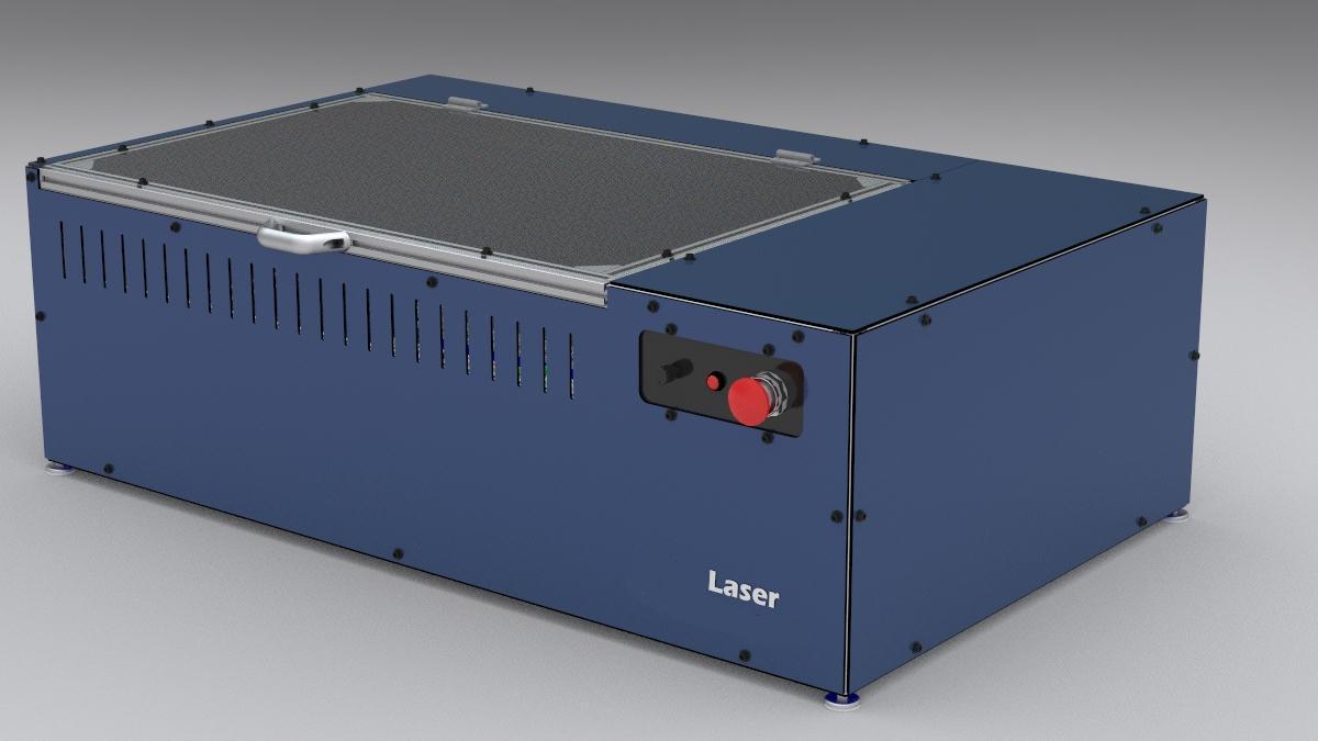 经济型大幅面激光三维打印机