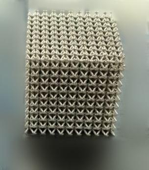 选区金属粉末熔化成型