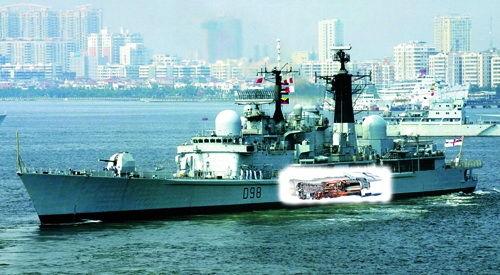 中国引进舰用燃气轮机的失败经历