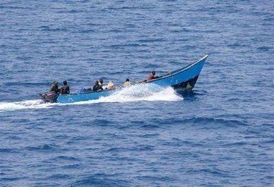 疯狂的索马里海盗