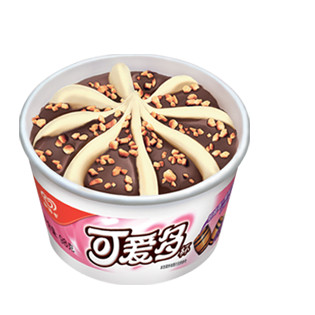 可爱多杯朗姆酒&葡萄干口味-深圳雪糕批发部_冰淇淋