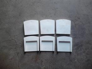 砖厂耐磨陶瓷搅拌刀 叶片 砖厂螺旋铰刀叶