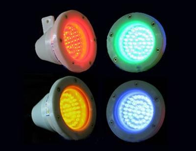 LED水下彩灯002