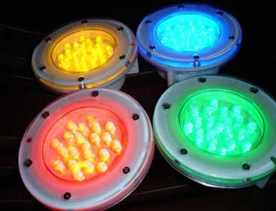 LED水下彩灯006