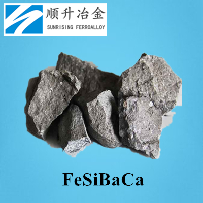 Picture of Calcium Silicon Barium (CalSiBar)