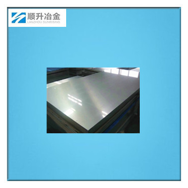 Picture of Titanium Plate