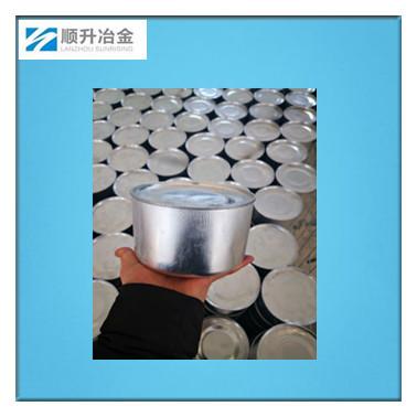 Picture of Strontium Metal