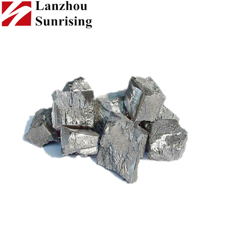 Picture of Lanthanum Metal Lumps