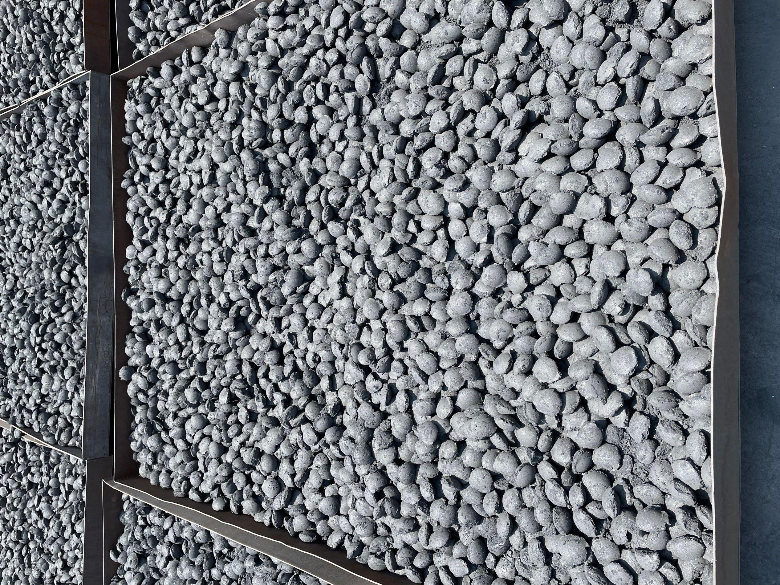 Picture of Silicon Carbide Briquettes